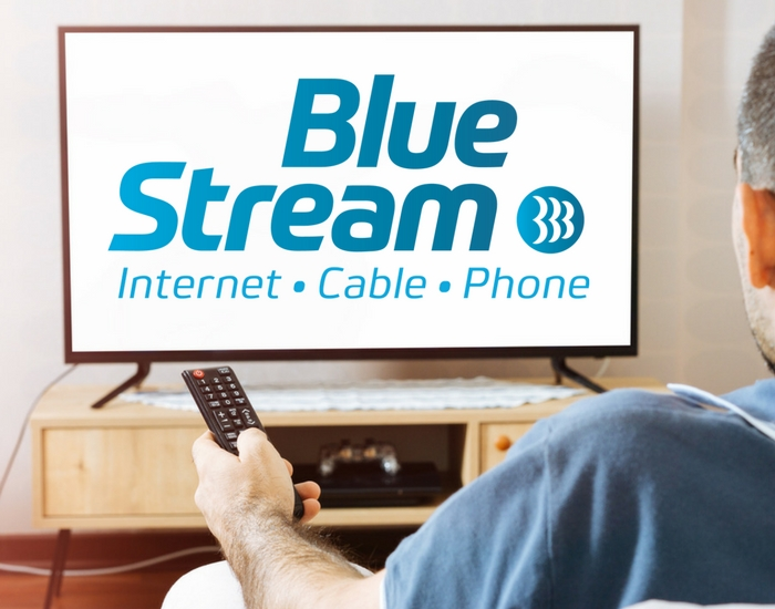 Hardcore Advertising Client Blue Stream